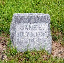 Jane Elleman <I>Pemberton</I> Shaffer