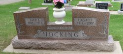 Jack E Hocking