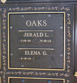 Jerald L Oaks