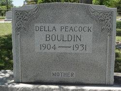 Della M. <I>Peacock</I> Bouldin
