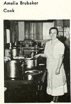 Amelia G Brubaker