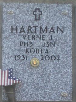 "LaVerne John ""Verne"" Hartman"