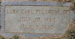 Luby Earl Fulghum Jr.