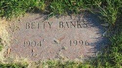 Betty Banks