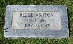Reese Ashton
