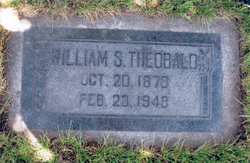 "William St. Clair ""Sid"" Theobald"