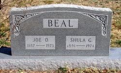 Shula George <I>Hurt</I> Beal