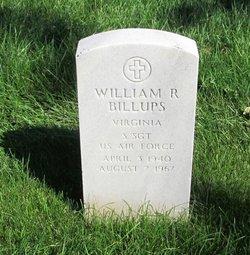 William R Billups