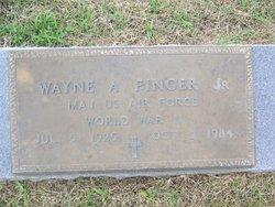 Wayne Arnold Finger, Jr