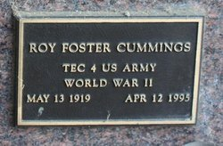 Roy Foster Cummings