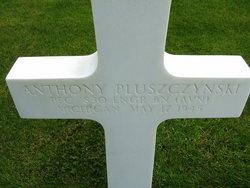 PFC Anthony Pluszczynski