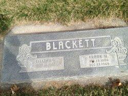 Frank Hardy Blackett