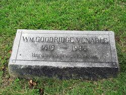 William Goodridge Venable