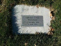Edward L Blanchard