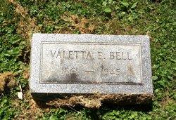 Valetta E <I>Skiles</I> Bell