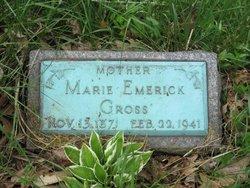 Marie <I>Emerick</I> Gross