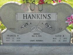 "Frances Pearlene ""Penny"" <I>Roberts</I> Hankins"