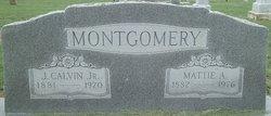 Mattie Adeline <I>Robertson</I> Montgomery