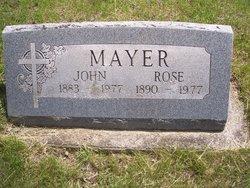 John John Mayer