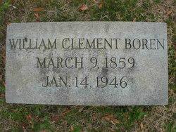 William Clement Boren, Sr