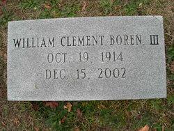 William Clement Boren, III