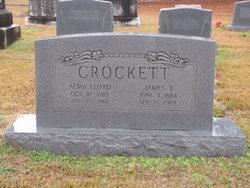 Alma Pearl <I>Floyd</I> Crockett