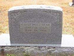 Hardy Mott Dean