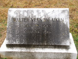 Walter Vernon Aiken