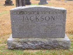 W H Jackson