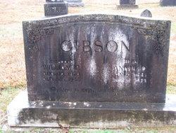 Annie D Gibson