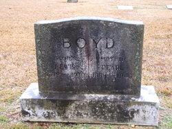 Lewis Boyd