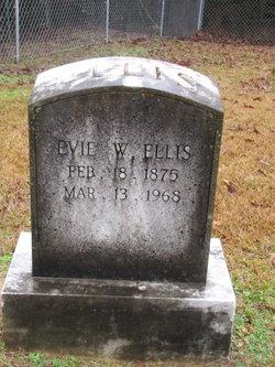 Evie W Ellis