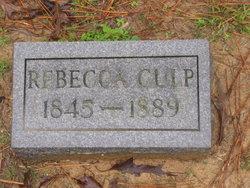 Rebecca <I>Merchant</I> Culp