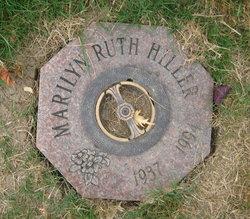Marilyn Ruth <I>McNiece</I> Hiller