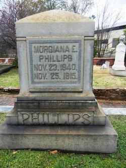 Morgiana E. <I>Jones</I> Phillips