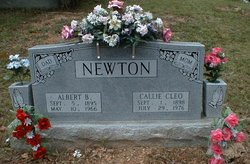 Callie Cleo Newton