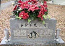 Emma Lee <I>Askew</I> Brewer