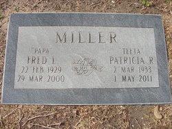 Fred L Miller