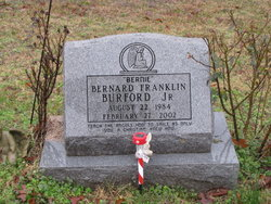 Bernard Franklin Burford, Jr