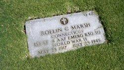1LT Rollin C Marsh