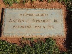 Aaron Jordan Edwards, Jr
