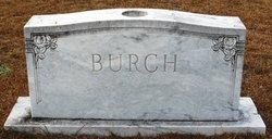 Fannie Ruth <I>Fuller</I> Burch