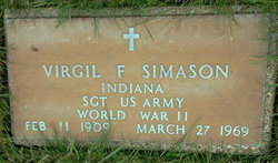 Virgil Francis Simason