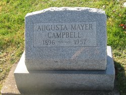 Augusta Hermine <I>Mayer</I> Campbell