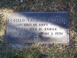 Donald George Coffell