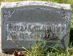 Leta A. Clement