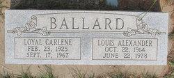Loyal Carlene Ballard