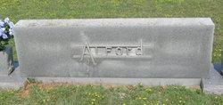Gladys Marie Alford