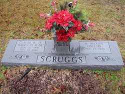 Claude Benjamin Scruggs, Jr