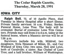 Ralph E. Bell